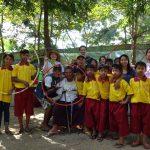 4TH DEC Mingaladon team at Pandoman Park