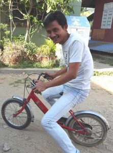 Ko-Than-Htut-on-a-bike