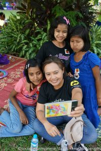 Usasinee-Social-Circus-Myanmar-2016-17